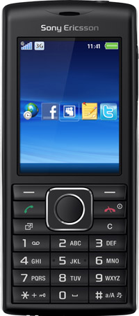 Sony Ericsson Cedar J108i
