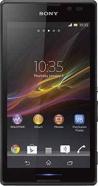 Xperia C Specification Sony Xperia C s...