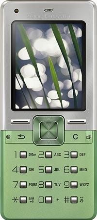 Sony Ericsson T658