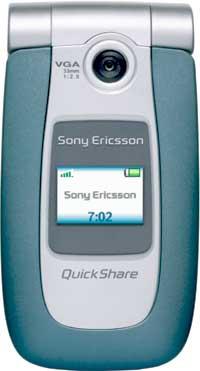 Sony Ericsson Z500