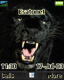 Black Panther t630 theme