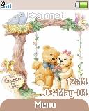 Teddy bear R300  theme