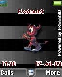 FreeBSD-Ozi t610 theme
