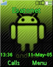 Android W660  theme