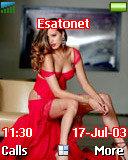 Petra Nemtsova t630 theme