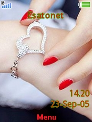 Love theme T715  theme