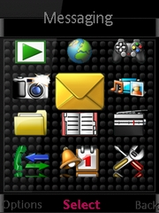 Ray original theme for Sony Ericsson T715