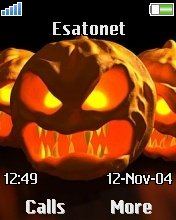 Halloween K750  theme