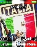 Italia t630 theme