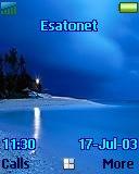 Blue Dawn t630 theme