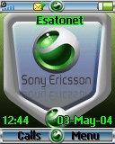 Sony Ericsson W300 theme