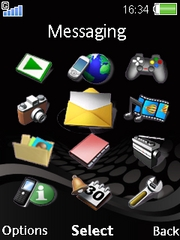 Madhan theme for Sony Ericsson W910