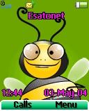Bee K310 theme