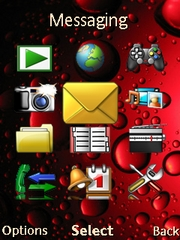 Red or dead W760  theme