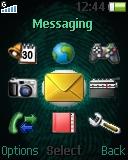 Fringe theme for Sony Ericsson R306