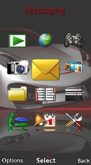 Sony Ericsson Aino themes