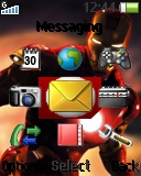 Iron Man W205  theme