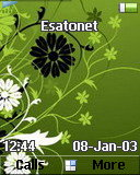 Green Earth k500 theme