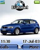 BMW 118d t610 theme