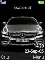 Mercedes K770  theme