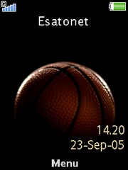 Basketball W595  theme